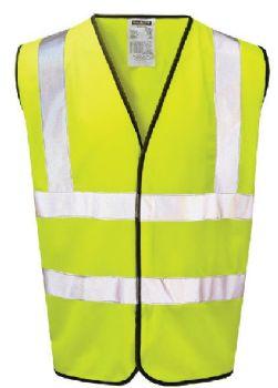 Castle Hi Visibility waistcoat Ref 225